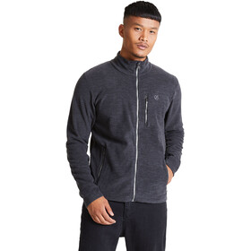 Dare 2b Foretold II Fleece Jack Heren, black marl